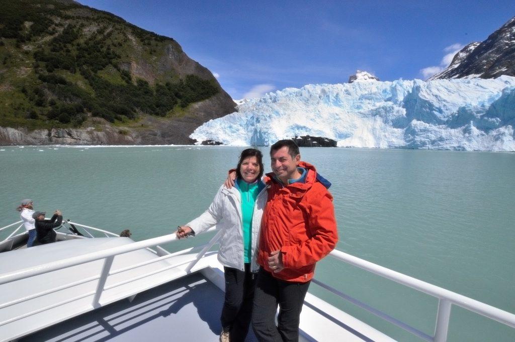 ghiacciao Spegazzini Lago Argentino