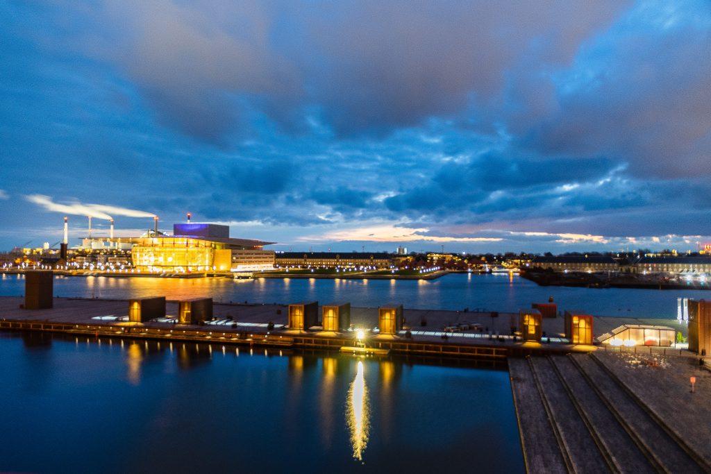 Copenaghen Opera House