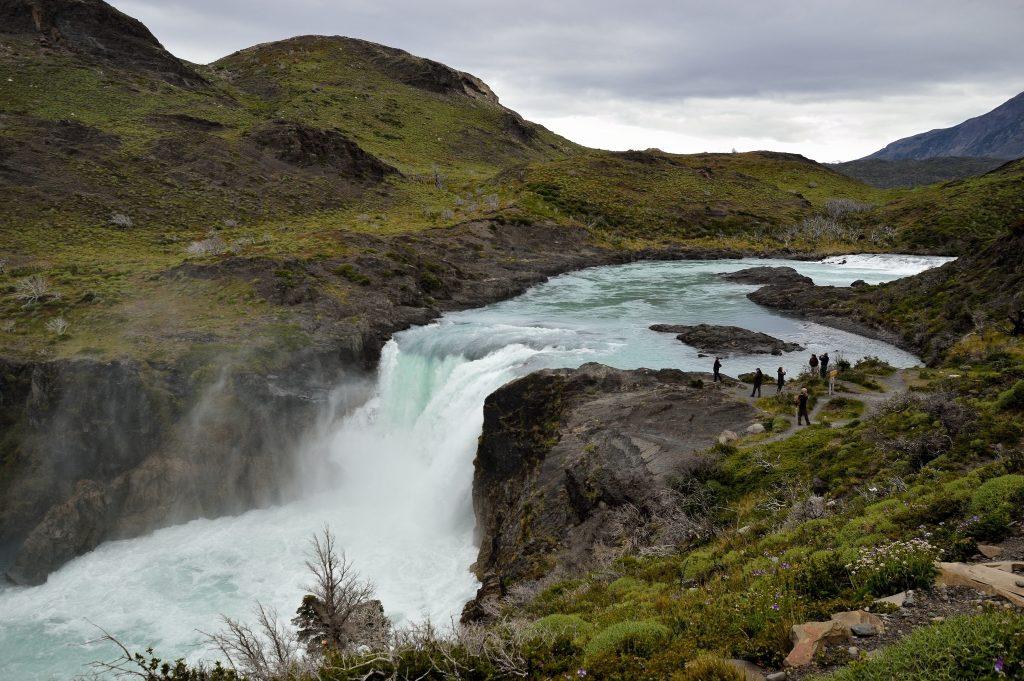 cascata del Salto Grande Torres del Paine