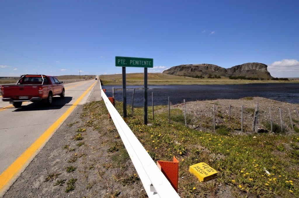 Patagonia cilena, verso Puerto Natales