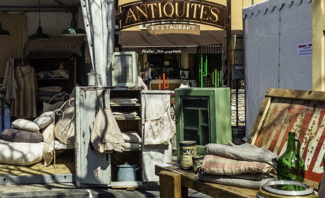brocantes e antiquari a Isle-sur-la-Sorgue