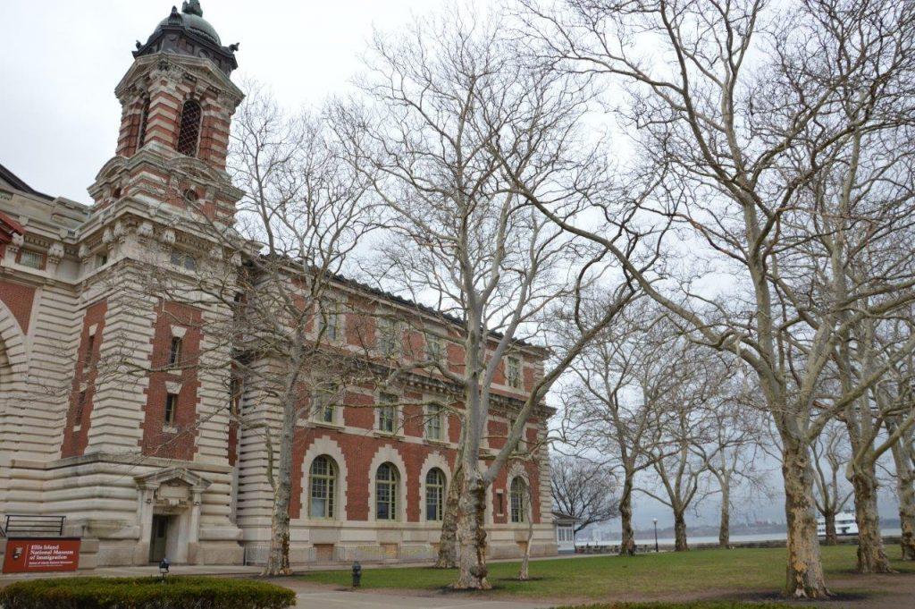 Ellis Island il  museo dell'immigrazione