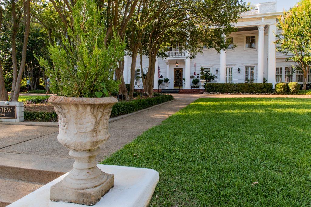 Fairview House dimora storica di Jackson nel quartiere dei bianchi