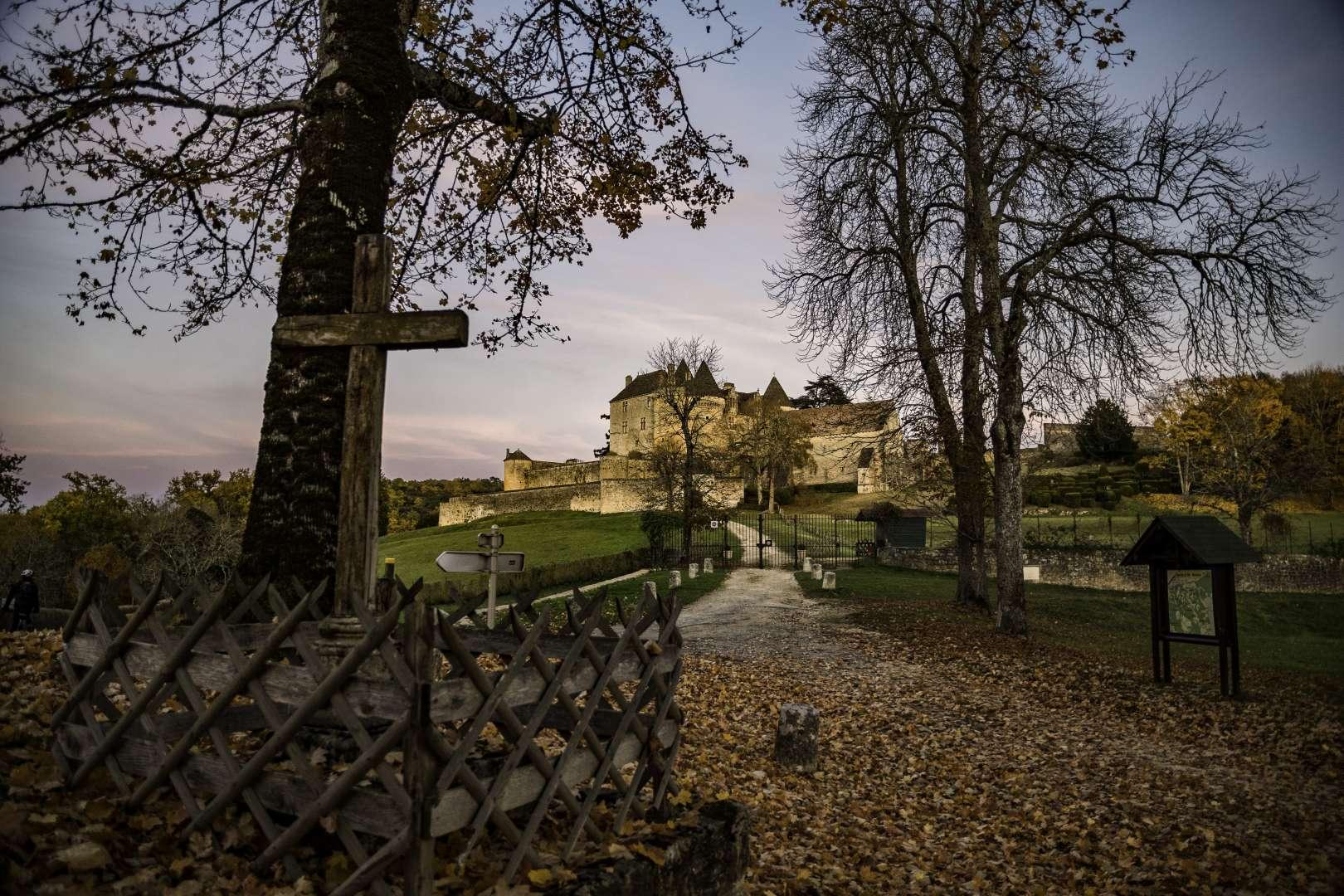 la Dordogna è terra di castelli