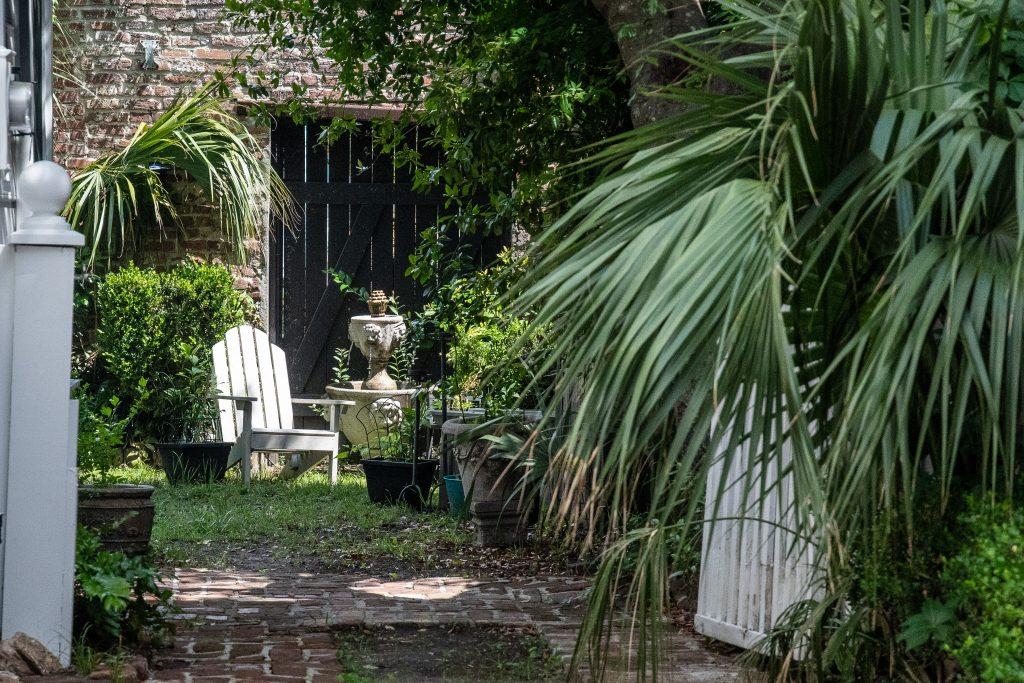 Charleston, un giardino in Chalmer's Street