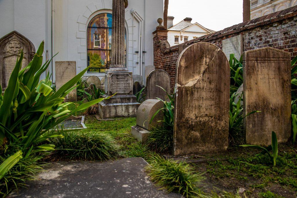 cimitero di Charleston