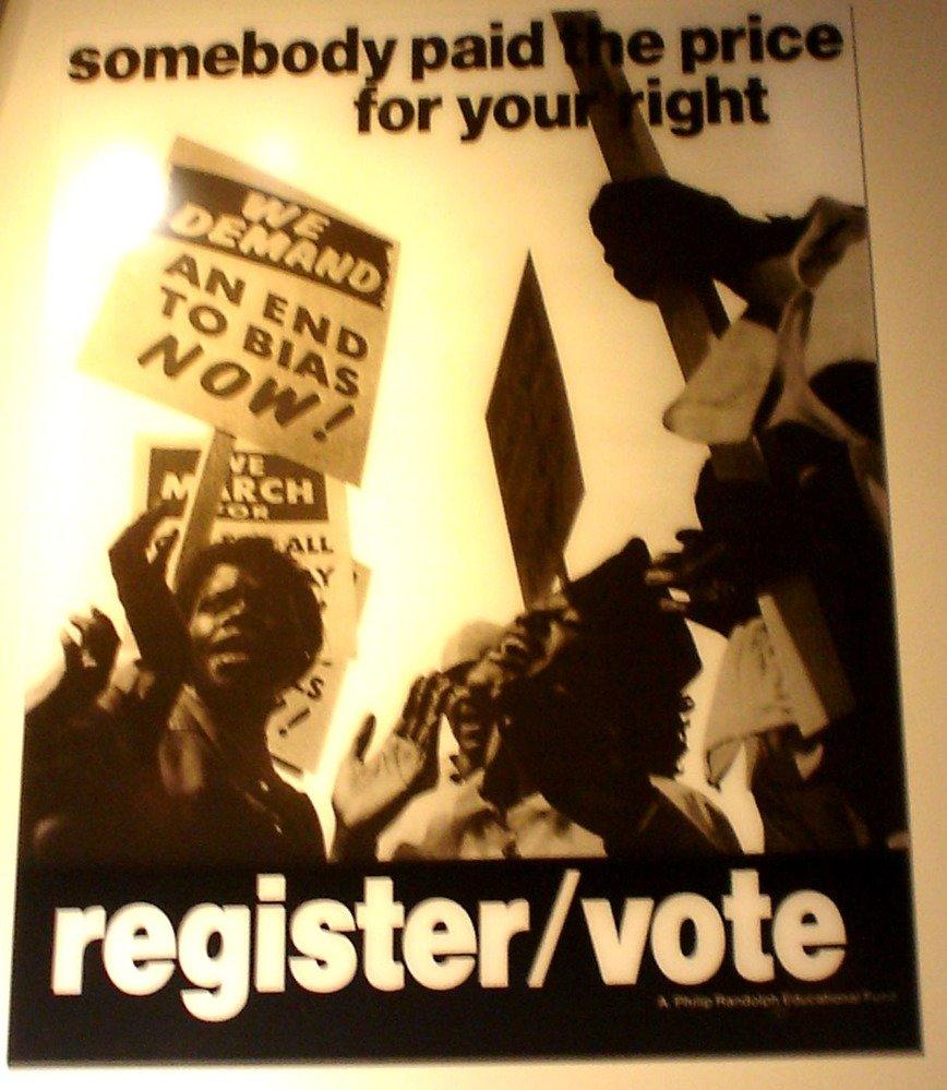 immagine di archivio per il diritto di voto