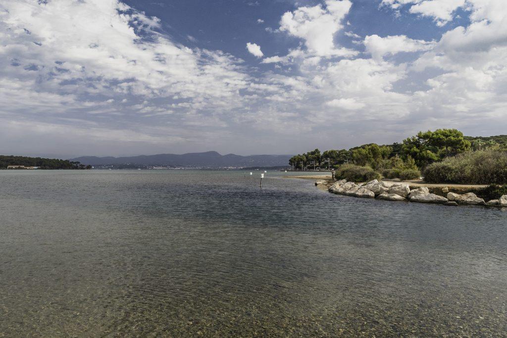 la laguna di Le Brusc