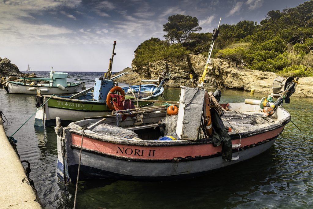 barche a Gaou