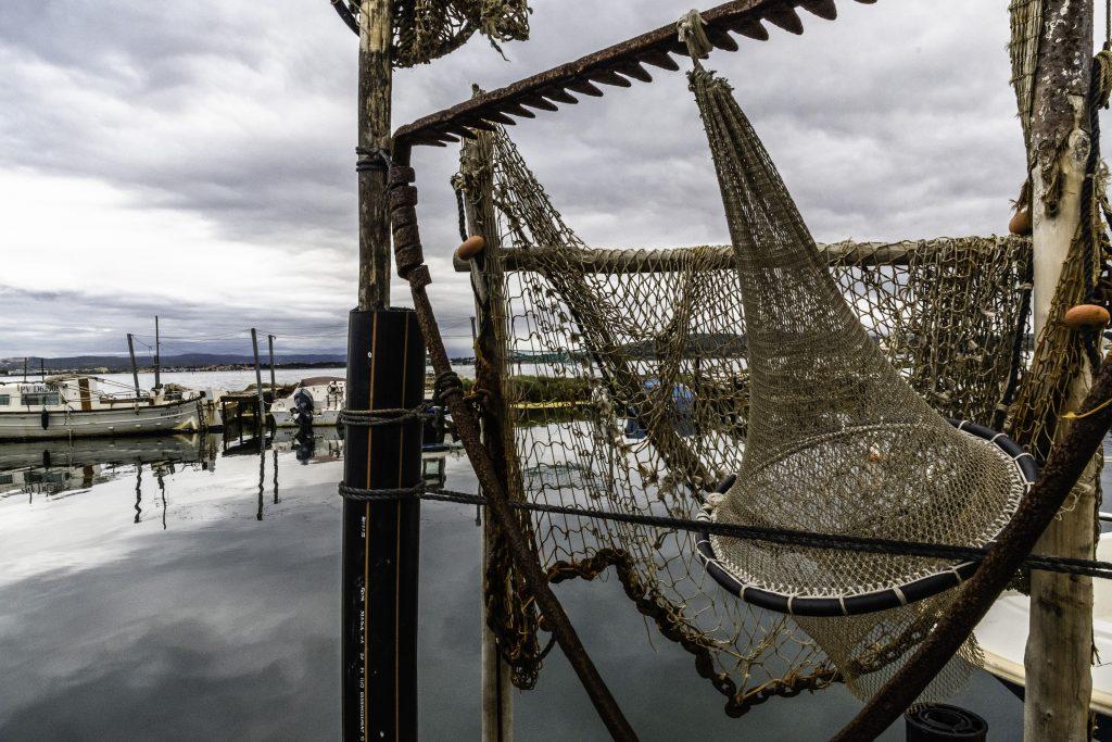 nasse e reti da pesca