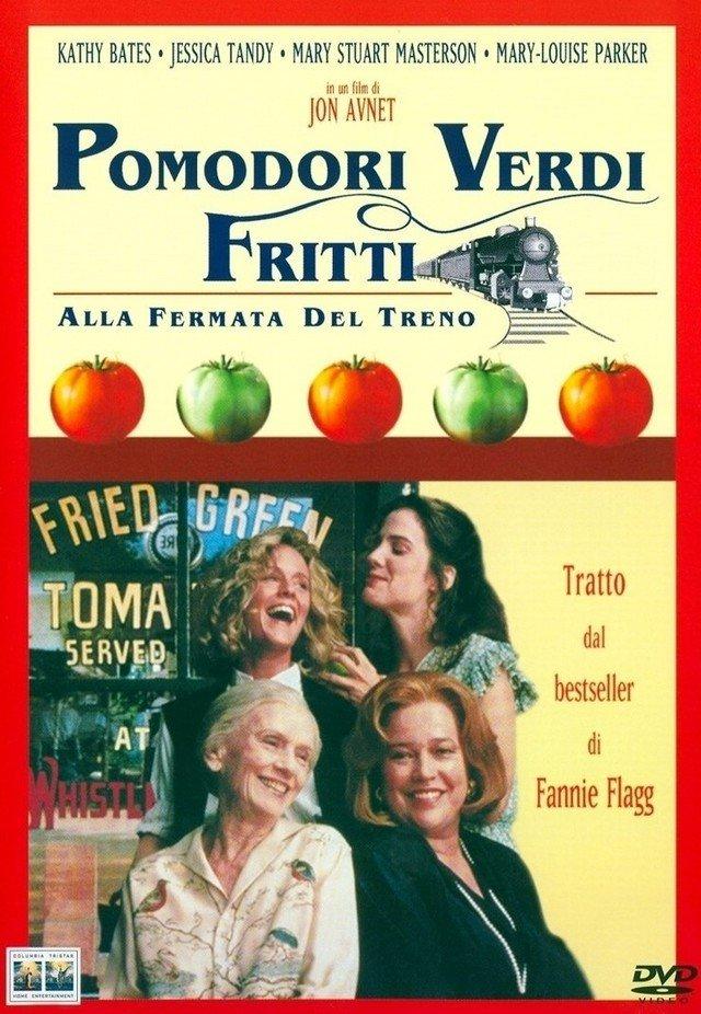 la locandina del film Pomodori verdi fritti alla fermata del treno.