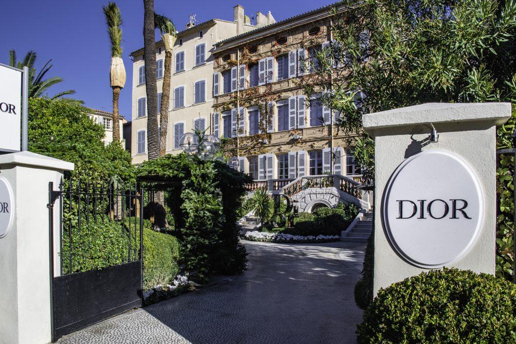 il pluristellato ristorante di Dior a Saint-Tropez