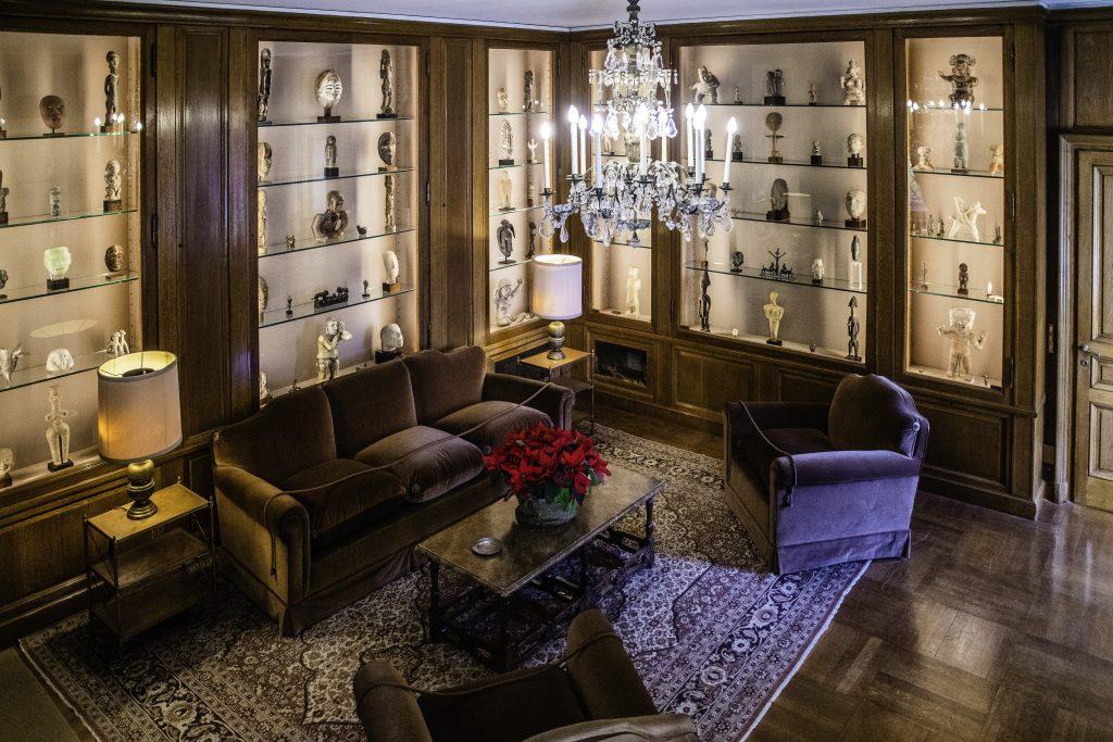 la Villa del Balbianello è un museo privato voluto da Guido Monzino