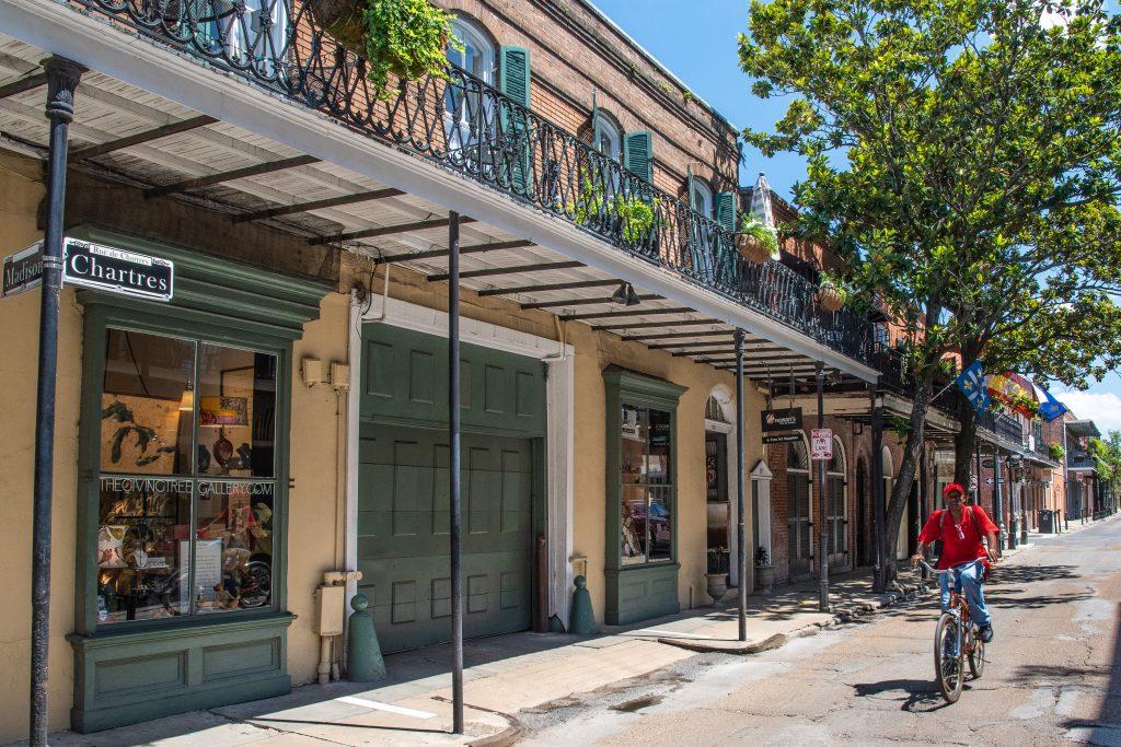 quartiere francese di New Orleans