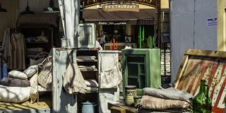 Brocantes e antiquari all'Isle-sur-la-Sorgue