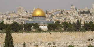Gerusalemme panorama
