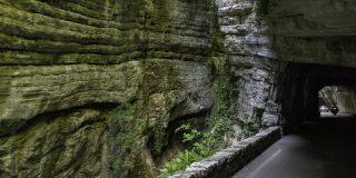 strada della Forra galleria